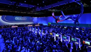 E3 crowd nintendo 2014