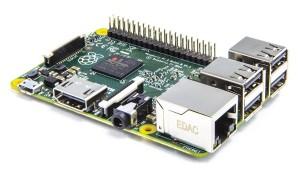 Rapsberry Pi 2 new product guillaume forgue tutoriel