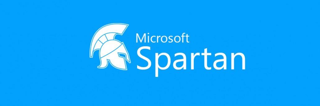 windows 10 et le projet spartan