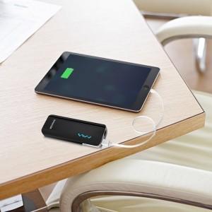 Omaker Intelligent 10000mAh batterie externe batteries externes
